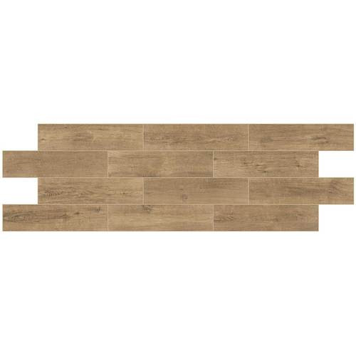 Gaineswood Collection - Elm Porcelain 6x24