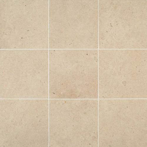 Industrial Park Collection - Natural Beige Porcelain 12x12