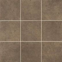 Industrial Park Collection - Chestnut Brown Porcelain 12x12