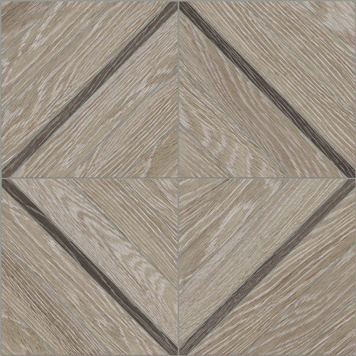 Aspen French Oak 16x16 Marquetry Mosaic