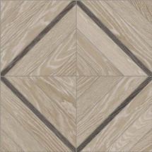 Aspen Paper Birch 16x16 Marquetry Mosaic