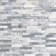 Ledger Panel Alaska Gray Multi Finish Panel 6x24 (LPNLMALAGRY624-MULTI)