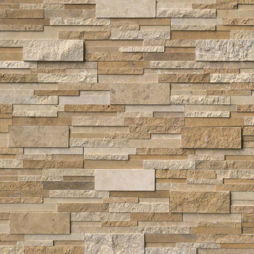 Ledger Panel Casa Blend Multi Finish Panel 6x24 (LPNLTCASBLE624-3DHS)