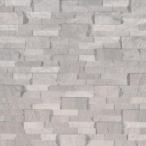 Ledger Panel Iceland Gray Splitface Panel 6x24 (LPNLTICEGRY624)