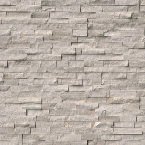 Ledger Panel White Oak Splitface Panel 6x24 (LPNLMWHIOAK624)
