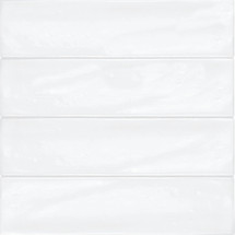 Marlow Cloud 3x12 Glossy Wall Tile (51-097)
