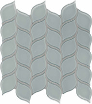 Element Shadow Petal Glass Mosaics (35-136)