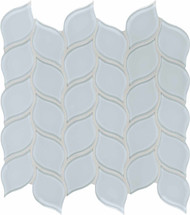 Element Skylight Petal Glass Mosaics (35-137)