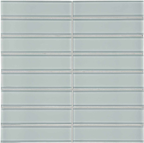 "Element Cloud Stacked Glass Mosaics 1.5"" x 6"" (35-119)"