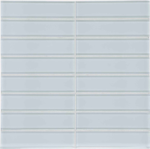 "Element Skylight Stacked Glass Mosaics 1.5"" x 6"" (35-121)"