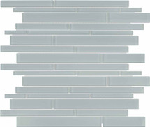 Element Cloud Random Strip Glass Mosaics (35-092)