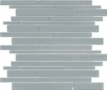 Element Shadow Random Strip Glass Mosaics (35-093)