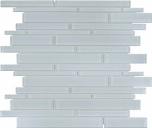 Element Skylight Random Strip Glass Mosaics (35-094)