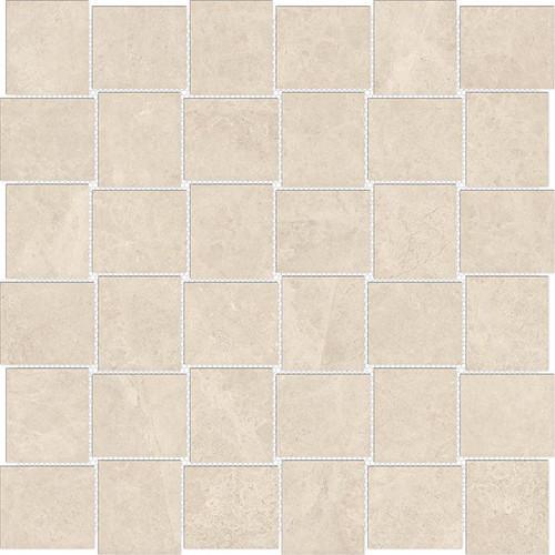 Mayfair Allure Ivory 2x2 HD Basketweave Porcelain Mosaics (69-361)