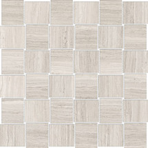 Mayfair Strada Ash 2x2 HD Basketweave Porcelain Mosaics (69-960)