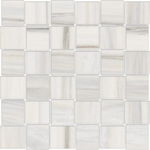 Mayfair Zebrino 2x2 HD Basketweave Porcelain Mosaics (69-961)