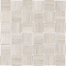 Mayfair Strada Ash 2x2 HD Basketweave Polished Porcelain Mosaics (69-951)