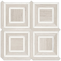 Mayfair Strada Ash Piazza HD Polished Porcelain Mosaics (69-972)