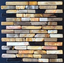 Exotics Petrified Forest Trellis 12x12 Seamless Interlocking (TOEPETFORTRE1212)