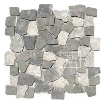 Mountain Mix Mosaic 12x12 (ZPM011)