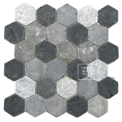 Mountain Mix Hexagon 13x13 (ZPH002)