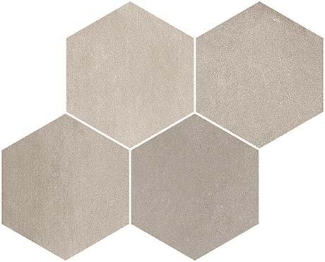Derby Vison 17x12 Hexagon Mosaic (FZ5T3GW141)