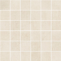Downtown - Blanco Porcelain Mosaic 12x12 (FJT7T30011)