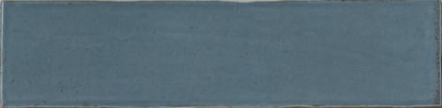 Maiolica Blue Steel Crackled 3x12 Wall Tile (MAIW641-312)