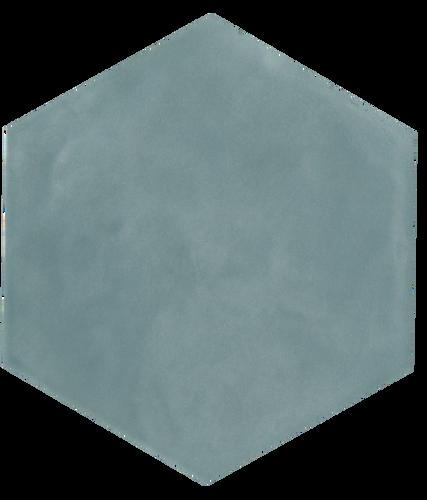 Maiolica Aqua 7x8 Hexagon Wall Tile (MAIW628-78H)