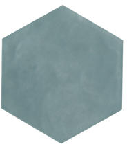 Maiolica Aqua 7x8 Hexagon Wall Tile (MAIW628-78H)