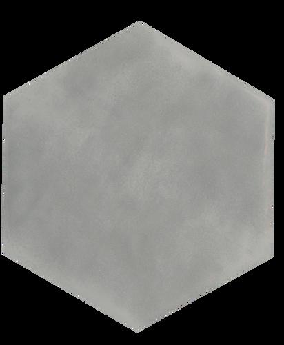 Maiolica Tender Gray 7x8 Hexagon Wall Tile (MAIW761-78H)