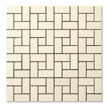 Floor Bone Pinwheel Mosaic (ADMB400)