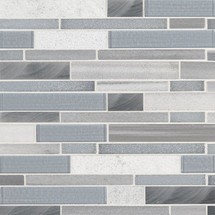 Harlow Interlocking Patterned Mosaic (SMOT-SGLSMTIL-HAR8MM)
