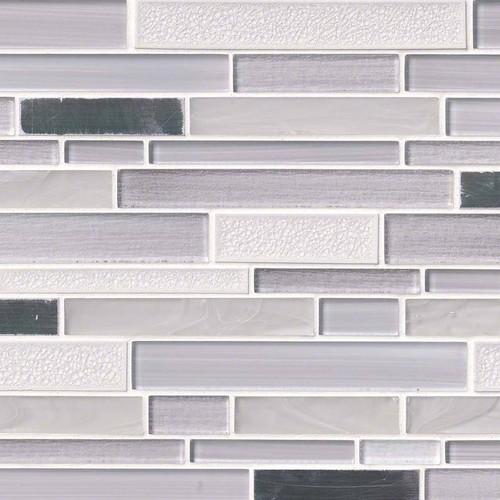 Krystal Interlocking Patterned Mosaic (SMOT-GLSMTIL-KRY8MM)