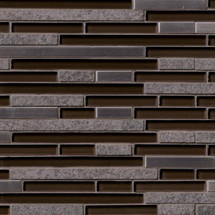 Niagra Interlocking Patterned Mosaic (SMOT-SGLSMTIL-NG8MM)