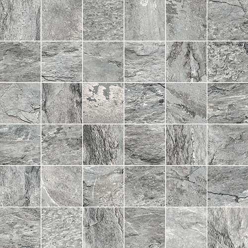 Dolomiti Grey 2x2 Mosaic (02CRN4TZ)