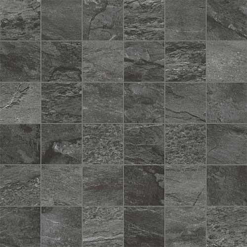 Dolomiti Black 2x2 Mosaic (02CRN7TZ)