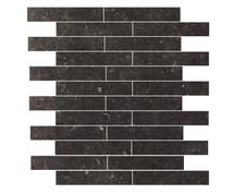 Belgica Brick 1-1/8 x 4 Mosaic (BELGMOSBRICK)