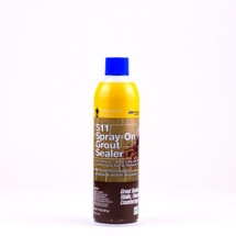 511 Spray-On Grout Sealer Aerosol Spray (GRTSLRAEROCS)