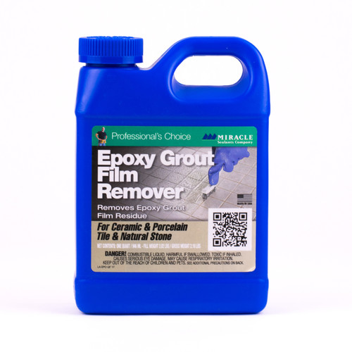 Epoxy Grout Film Remover 1 Quart (EPOREMQT)