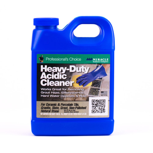 Heavy-Duty Acidic Cleaner 1 Quart (HDACQT)