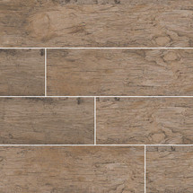 Redwood Natural Matte Porcelain 8x48 (NREDNAT8X48)