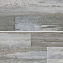 Carolina Timber White 6x36 (NCARTIMWHI6X36)