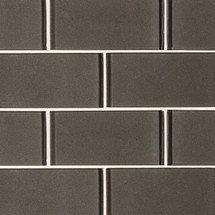 Metallic Gray Subway Tile 3x6 (SMOT-GL-T-MG36)