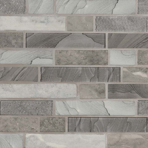 Tarvos Interlocking Patterned Mosaic (SMOT-GLSIL-TARVOS6MM)