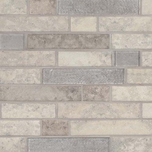 Zodia Interlocking Patterned Mosaic (SMOT-GLSIL-ZODIA6MM)