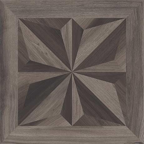 Mood Wood Nut/Brown Decor 4 24X24 (1100845)