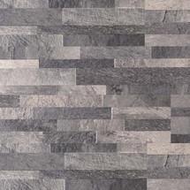 Dekora Ardesia Black Matte Ledgers 6x24 (NARDBLK6X24)