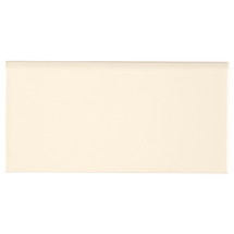 Domino Almond Glossy Subway Tile 3x6 (NALMGLO3X6)
