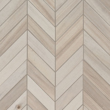 Havenwood Dove Chevron 12x15 Mosaic (NHAVDOVCHE12X15)